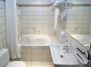 Bathroom Unit in Classic Room, Resort Hotel «Reikartz Polyana»