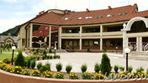"Health Resort / Sanatorium ""MRC Shayan "" 