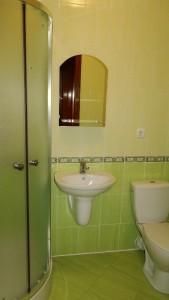 Double Junior Suite, bathroom unit, Resort Hotel «Erney Laz»