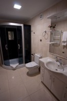 Single standard junior, bathroom unit, Resort Hotel «Grand Marine SPA-hotel 4*»