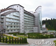 "Resort Hotel ""Three Sons and a Daughter "" 
