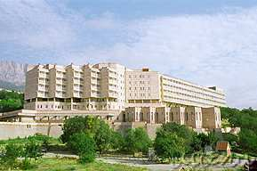 "Health Resort / Sanatorium ""Yuzhnoberezhny"" 